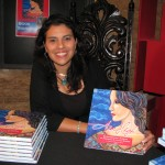 Nov. 27, 2009 Launching Aim High Book Tour in my hometown of Laredo,TX.